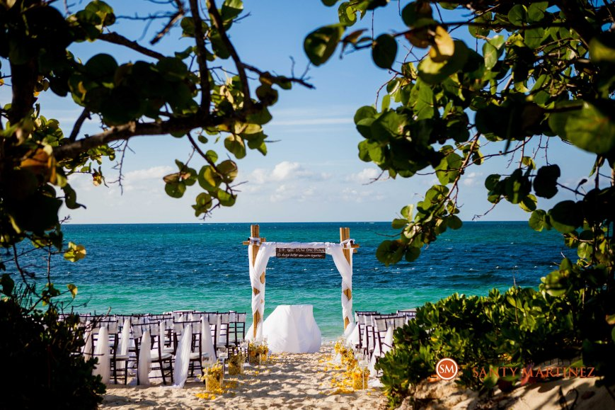 Lyford Cay Wedding
