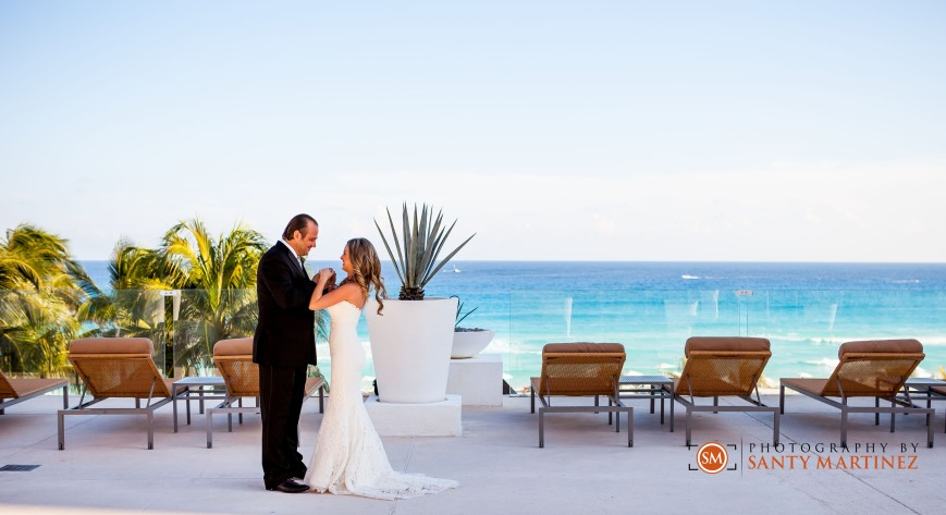 Santy Martinez - Cancun Wedding - Le Blanc-11
