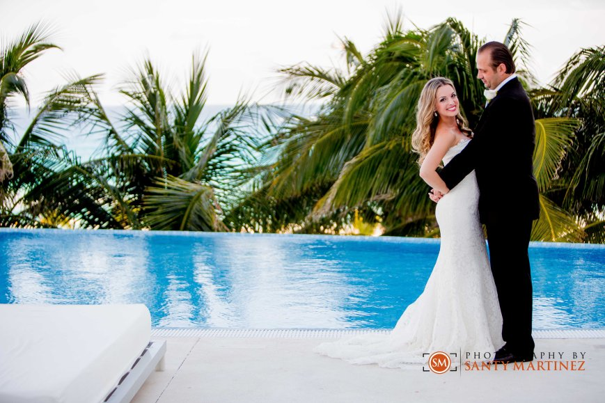 Santy Martinez - Cancun Wedding - Le Blanc-15