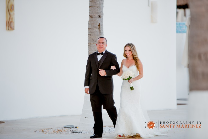 Santy Martinez - Cancun Wedding - Le Blanc-18