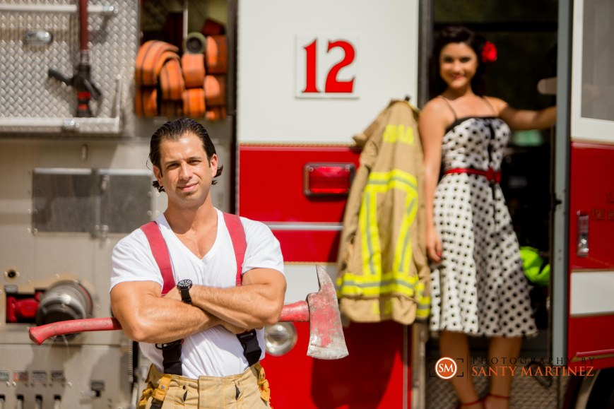 Santy Martinez - Firefighter Engagement Session-11