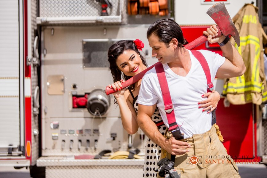 Santy Martinez - Firefighter Engagement Session-12