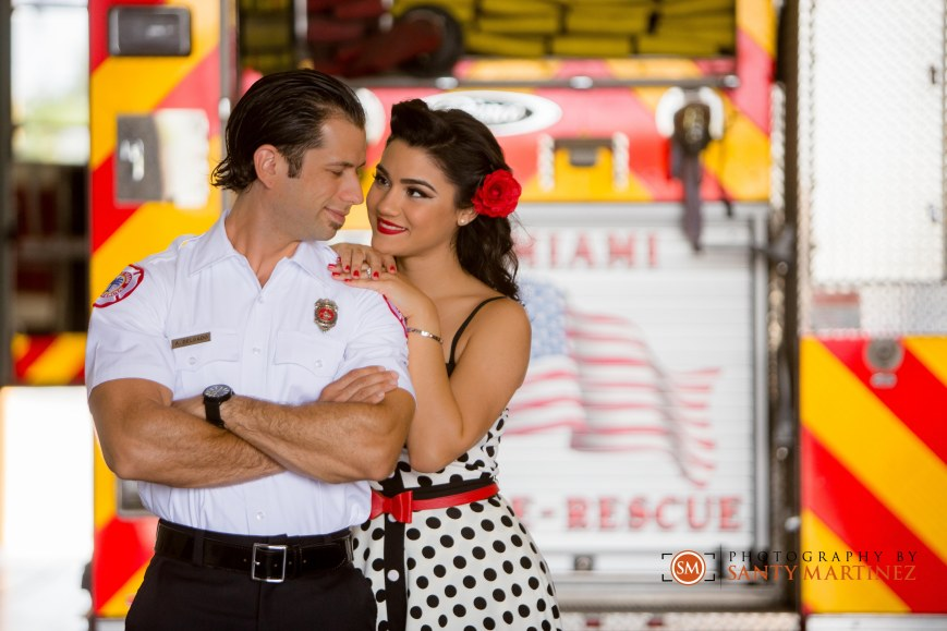Santy Martinez - Firefighter Engagement Session-2