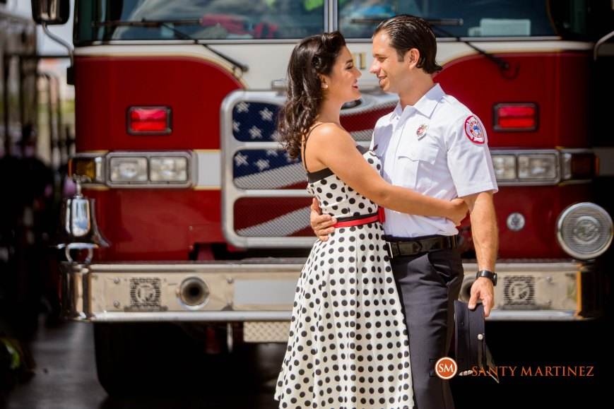Santy Martinez - Firefighter Engagement Session-3