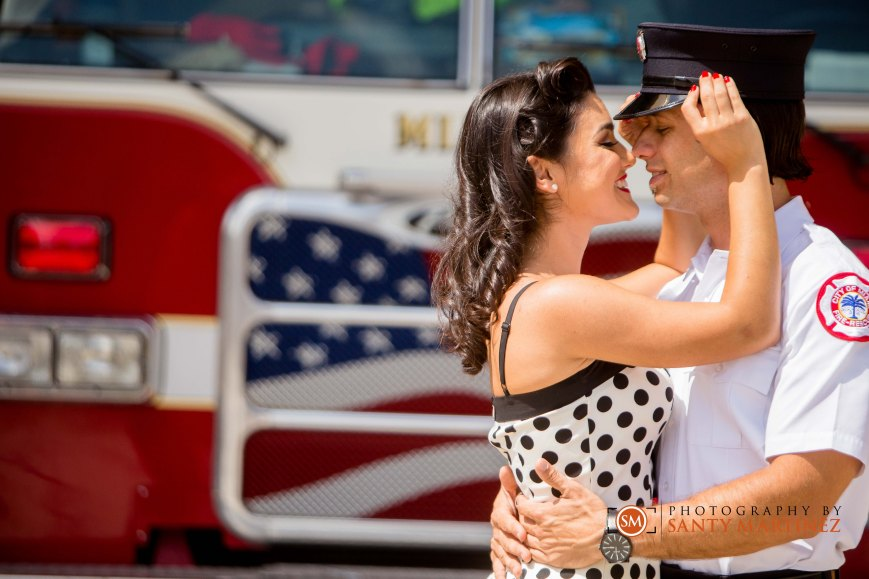 Santy Martinez - Firefighter Engagement Session-4