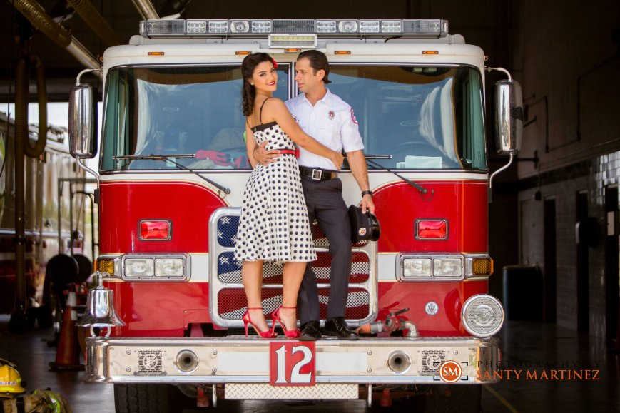 Santy Martinez - Firefighter Engagement Session-6