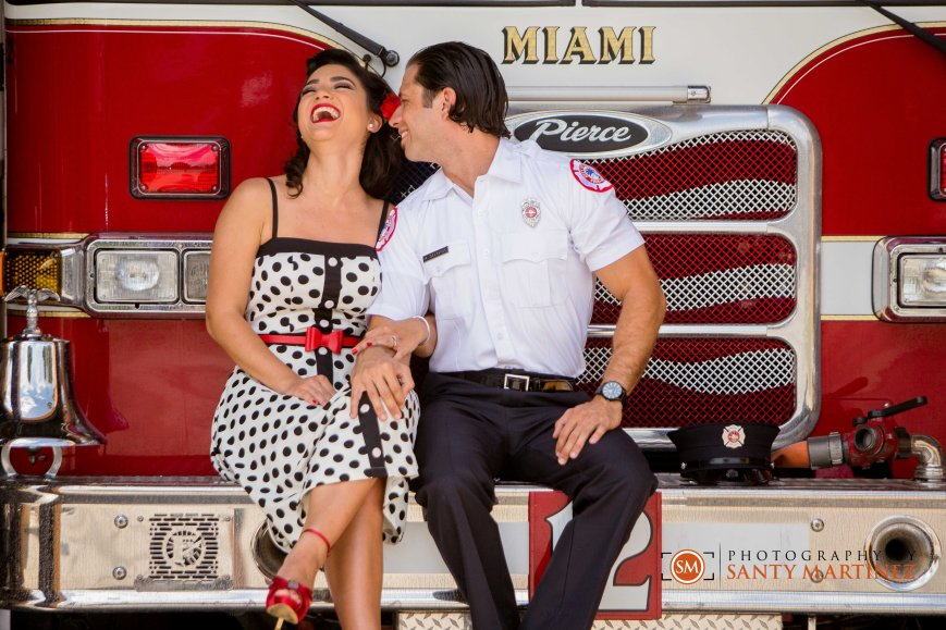 Santy Martinez - Firefighter Engagement Session-7
