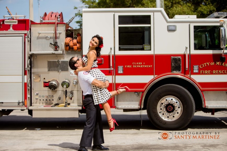 Santy Martinez - Firefighter Engagement Session-8