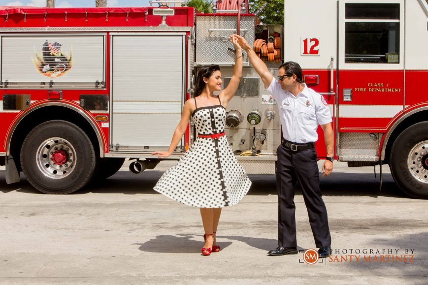 Santy Martinez - Firefighter Engagement Session-9