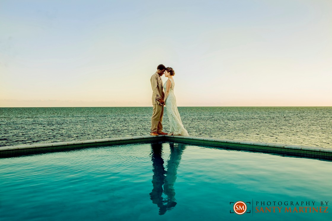 Key West Wedding - Santy Martinez - Fl