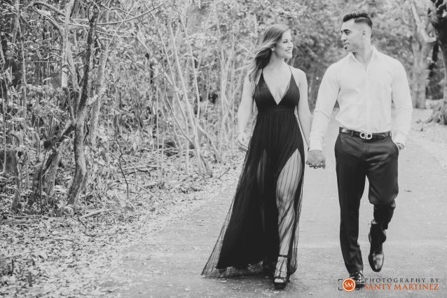 Miami Firefighter Engagement Session - Photography by Santy Martinez-15