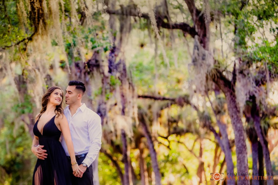 Miami Firefighter Engagement Session - Photography by Santy Martinez-16