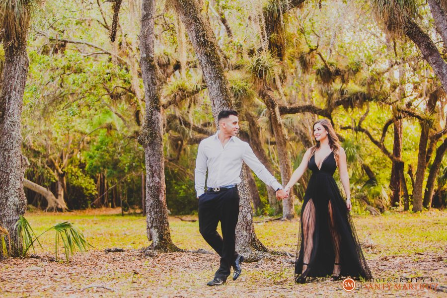 Miami Firefighter Engagement Session - Photography by Santy Martinez-17