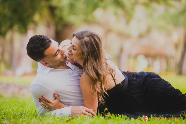 Miami Firefighter Engagement Session - Photography by Santy Martinez-18