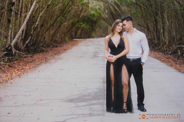 Miami Firefighter Engagement Session - Photography by Santy Martinez-20