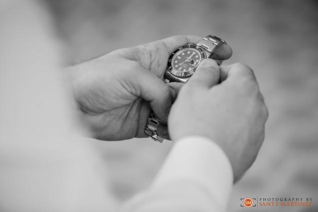Wedding - St Hugh Catholic Church - Rusty Pelican - Key Biscayne - Photography by Santy Martinez-11