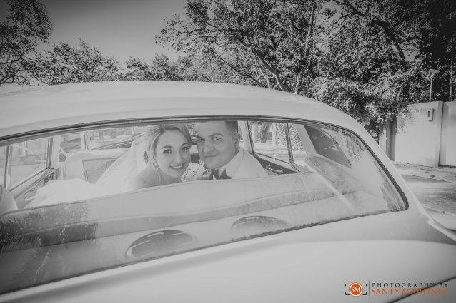 Wedding - St Hugh Catholic Church - Rusty Pelican - Key Biscayne - Photography by Santy Martinez-30