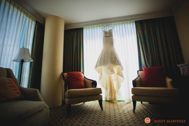 Wedding - St Hugh Catholic Church - Rusty Pelican - Key Biscayne - Photography by Santy Martinez-3