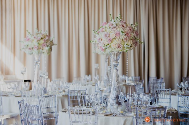 Wedding - St Hugh Catholic Church - Rusty Pelican - Key Biscayne - Photography by Santy Martinez-32