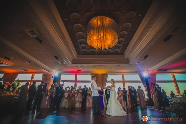 Wedding - St Hugh Catholic Church - Rusty Pelican - Key Biscayne - Photography by Santy Martinez-39