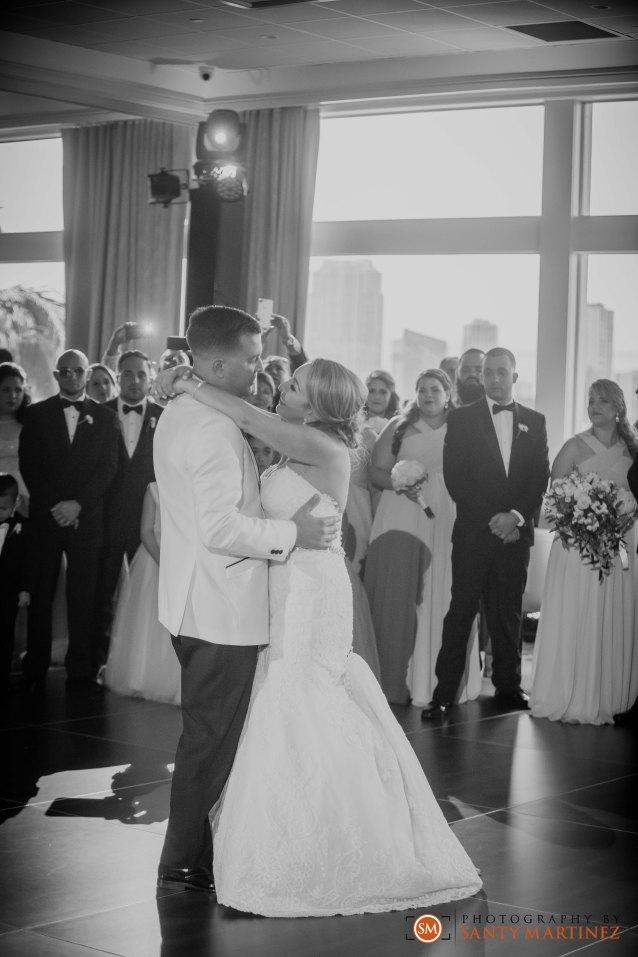 Wedding - St Hugh Catholic Church - Rusty Pelican - Key Biscayne - Photography by Santy Martinez-40