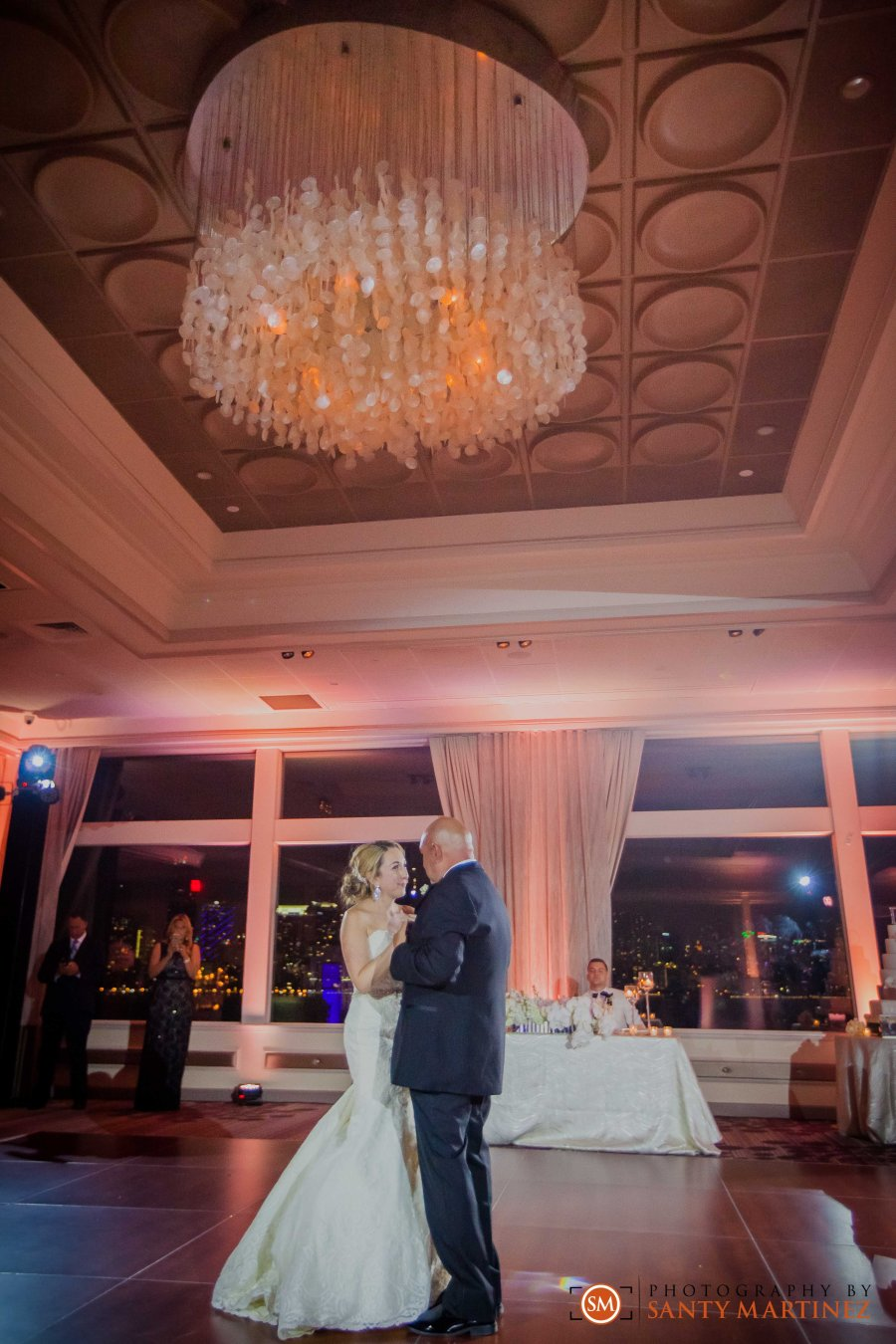 Wedding - St Hugh Catholic Church - Rusty Pelican - Key Biscayne - Photography by Santy Martinez-41