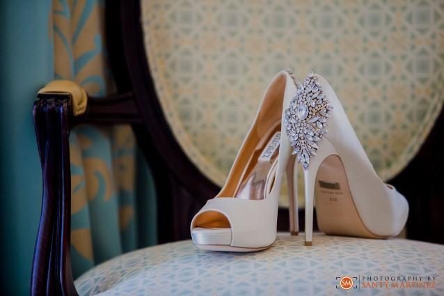 Wedding - St Hugh Catholic Church - Rusty Pelican - Key Biscayne - Photography by Santy Martinez-4